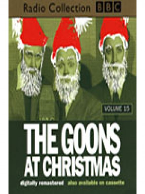The Goons At Christmas Cover
