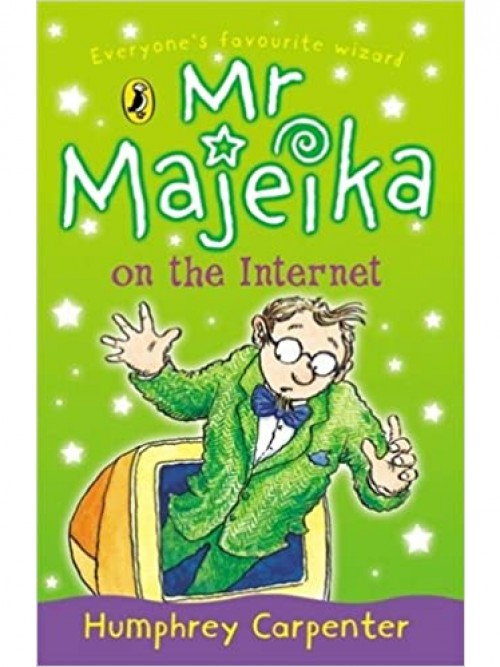 Mr Majeika On the Internet Cover