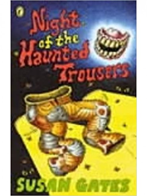 Night of the Haunted Trousers Cover