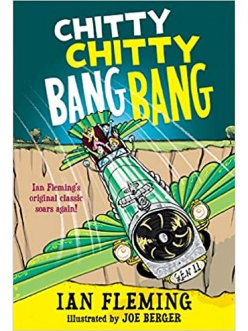 Chitty Chitty Bang Bang Cover