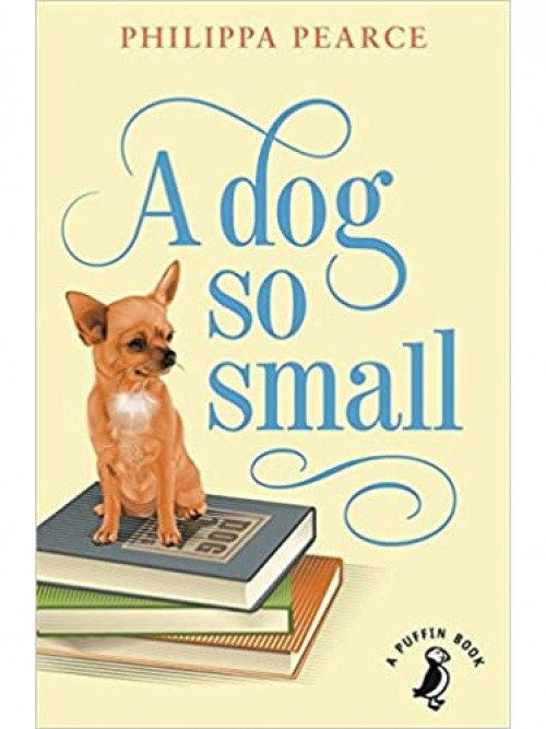A Dog So Small Cover