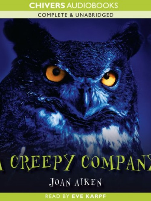 A Creepy Company Cover