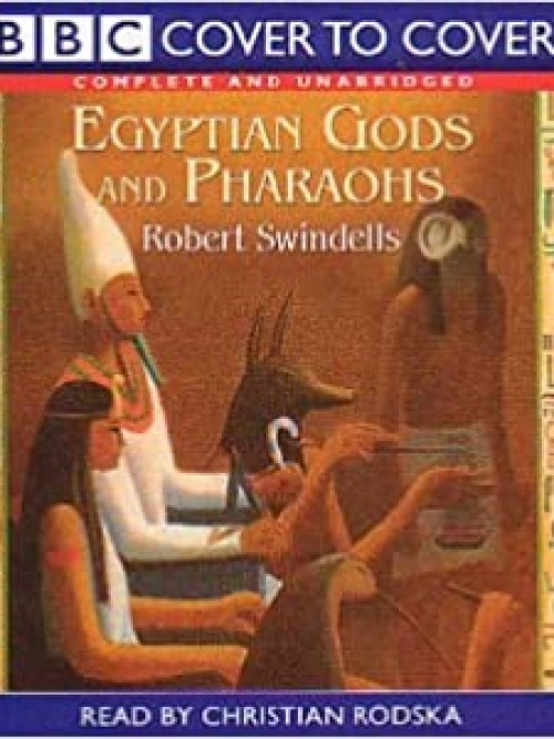 Egyptian Gods and Pharaohs Cover