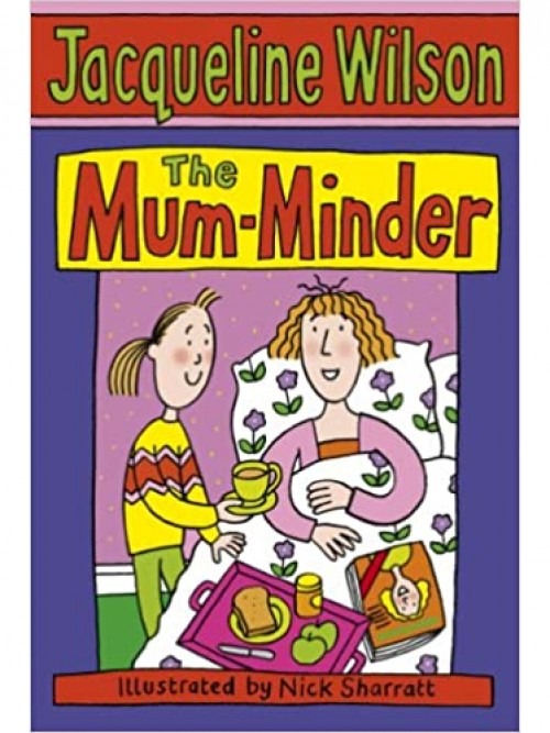 The Mum-minder Cover