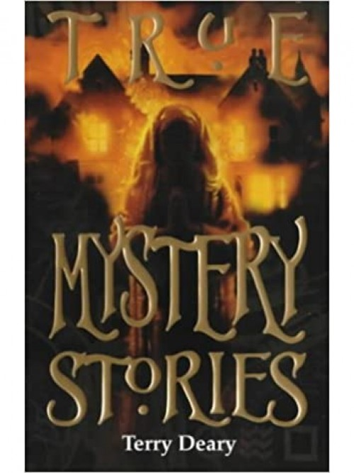 True Mystery Stories Cover