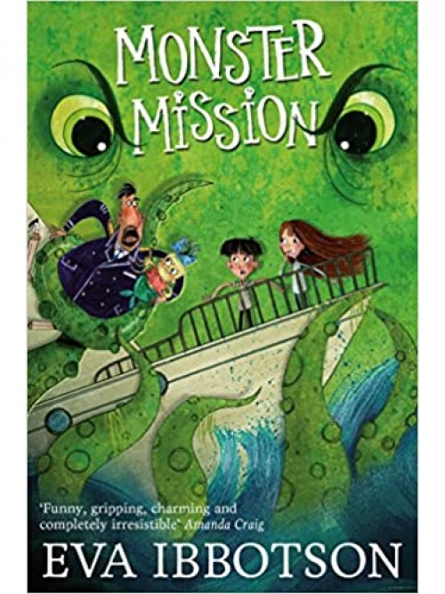 Monster Mission Cover