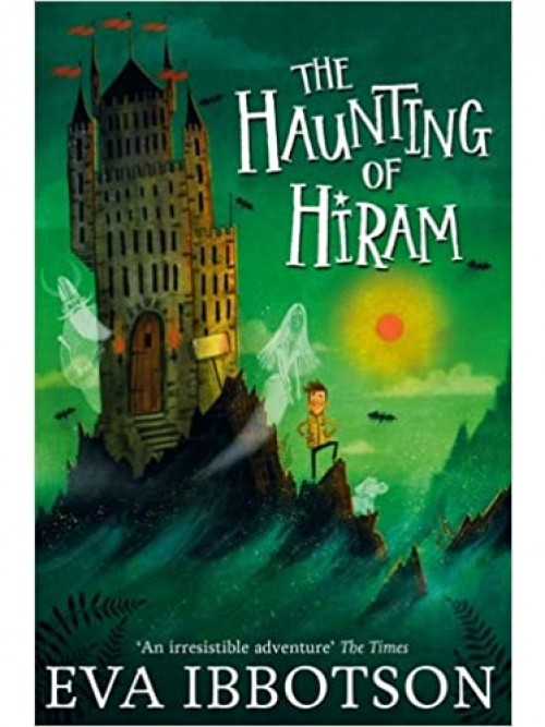 The Haunting of Hiram Cover
