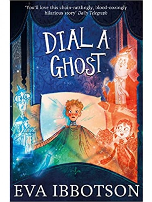 Dial-a-ghost Cover