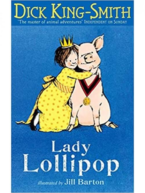 Lady Lollipop Cover