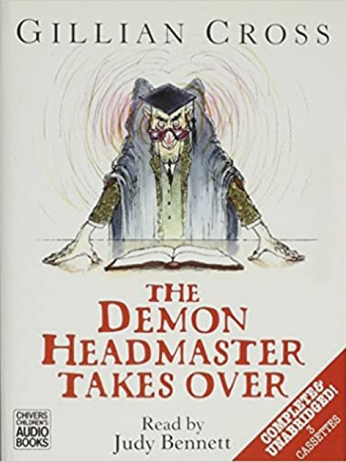 The Demon Headmaster Takes Over Cover