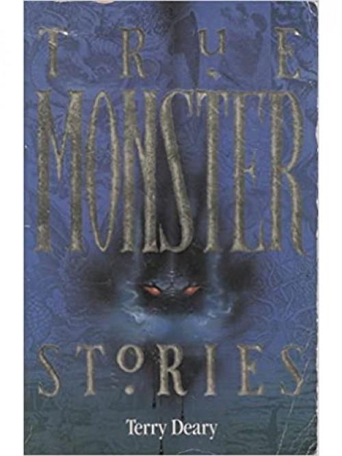 True Monster Stories Cover