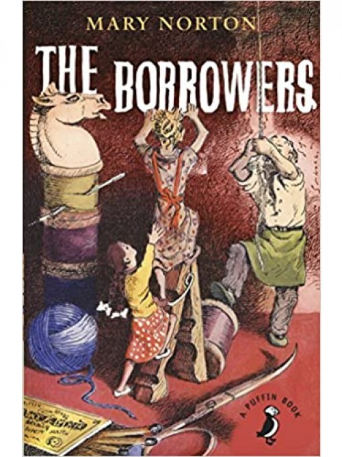 The Borrowers: Book 1 Cover