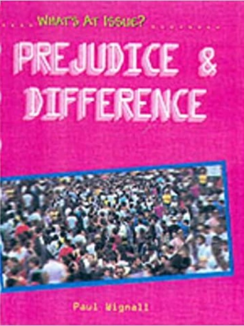 Prejudice and Difference Cover