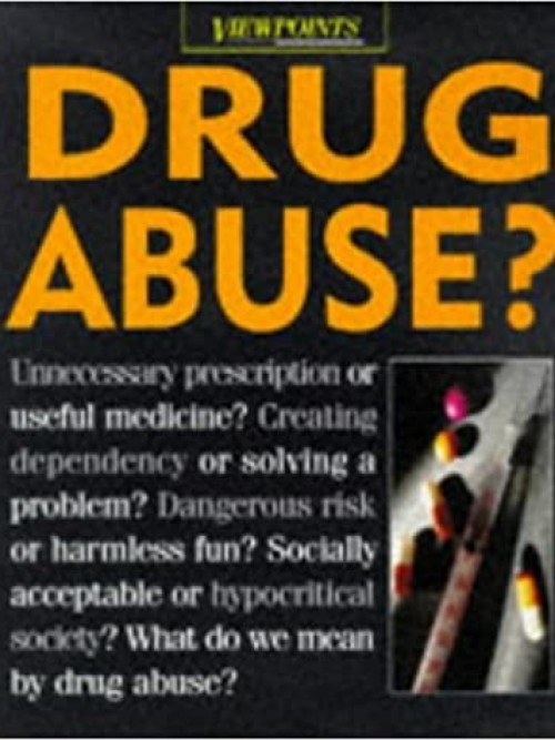 Viewpoints: Drug Abuse Cover