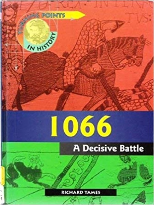 Turning Points In History: 1066 Cover
