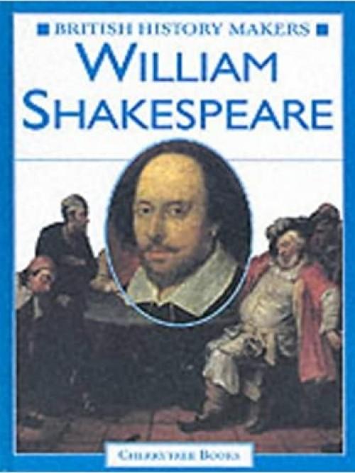 British History Makers: William Shakespeare Cover