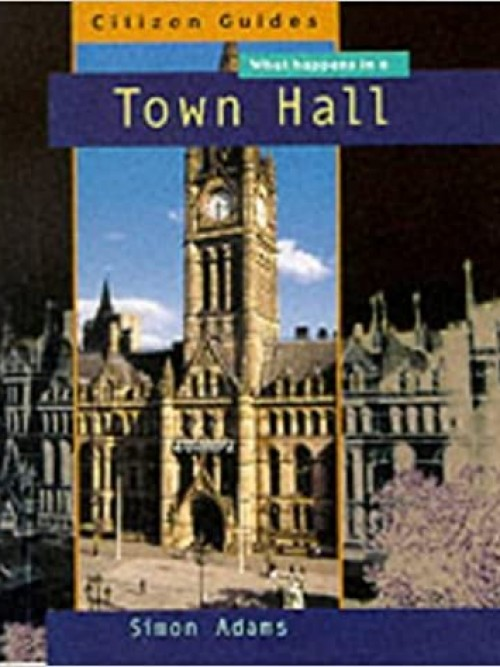 Citizen Guides: What Happens In A Town Hall Cover