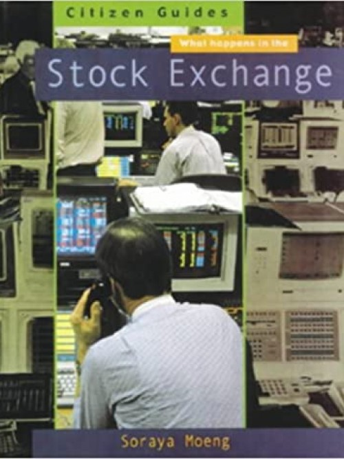 Citizen Guides: What Happens At the Stock Exchange Cover