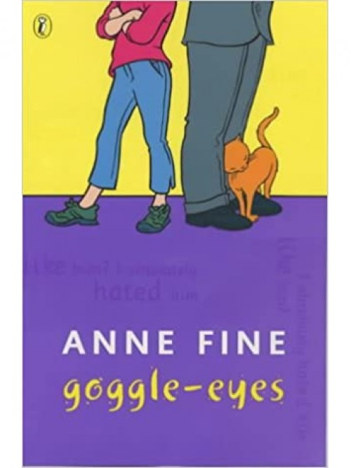 Goggle Eyes Cover