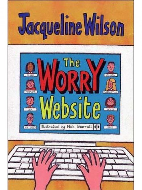 Worry Website Cover