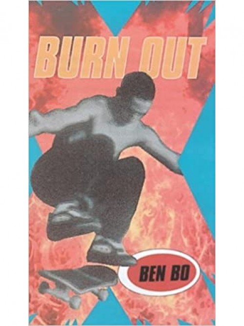 Burn Out Cover