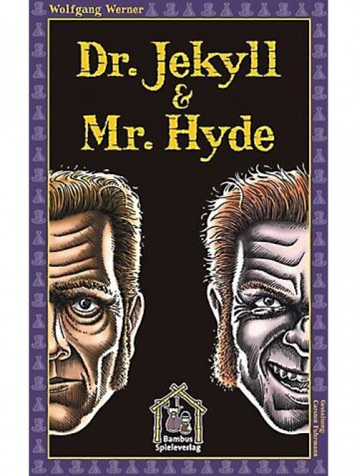Dr Jekyll and Mr Hyde Cover