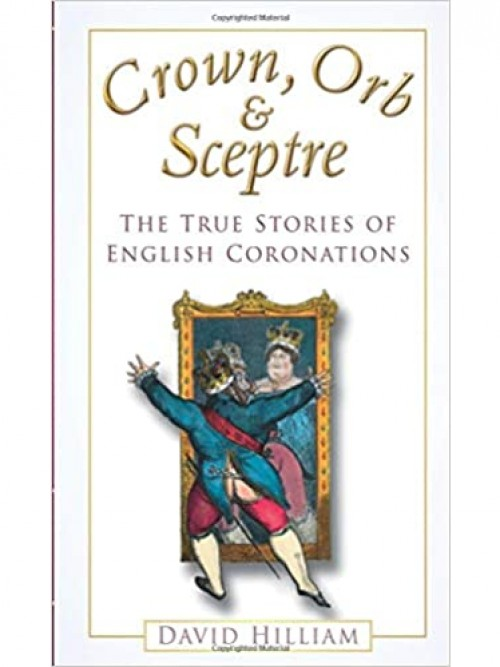 Crown, Orb and Sceptre Cover