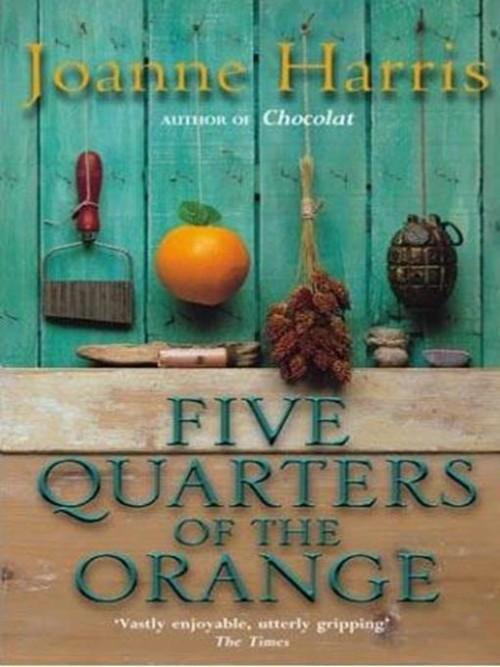 Five Quarters of the Orange Cover