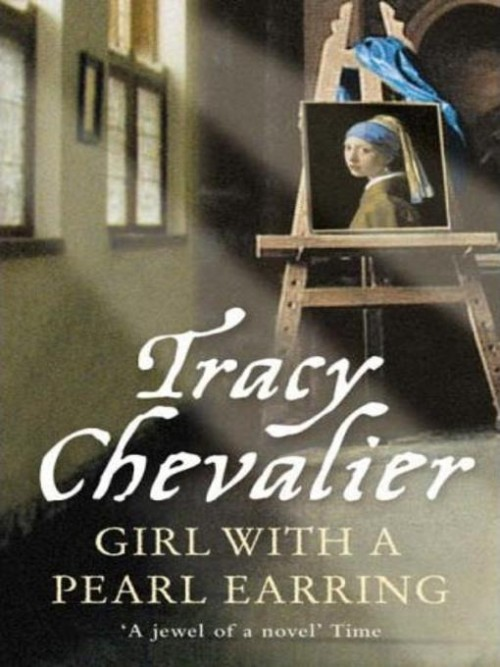 Girl With A Pearl Earring Cover