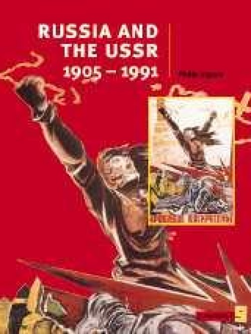 Russia and the Ussr 1905-1991 Cover