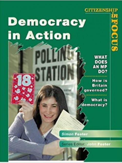 Citizenship In Focus: Democracy In Action Cover