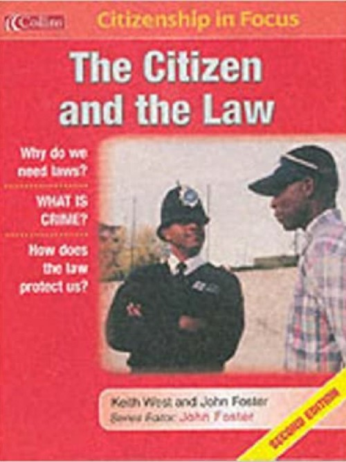 Citizenship In Focus: The Citizen and the Law Cover
