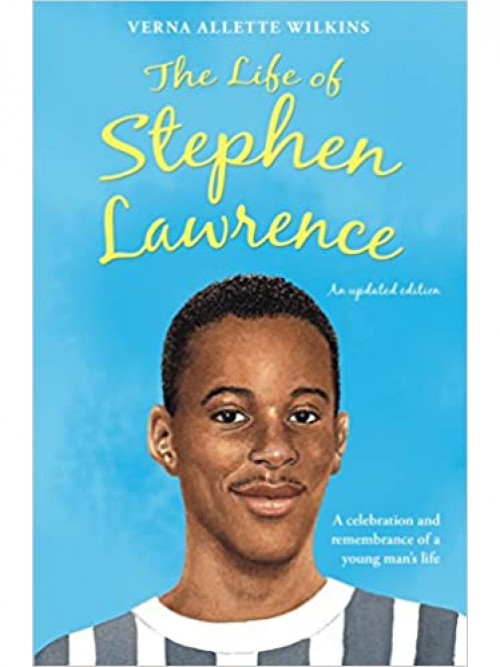 The Life of Stephen Lawrence Cover