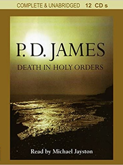 Death In Holy Orders Cover