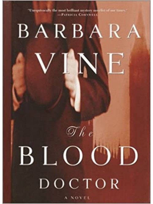 The Blood Doctor Cover