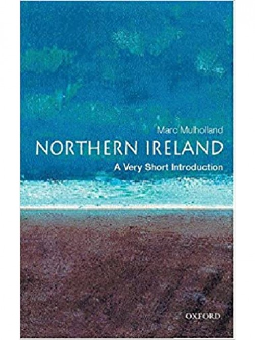 Northern Ireland: A Very Short Introduction Cover