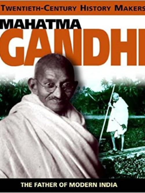 Twentieth Century History Makers: Mahatma Gandhi Cover