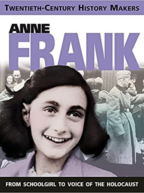 Twentieth Century History Makers: Anne Frank Cover