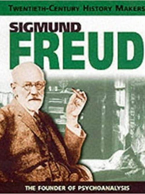 Twentieth Century History Makers: Sigmund Freud Cover