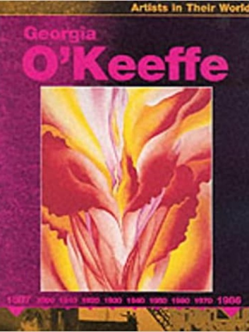 Artists In Their World: Georgia O'Keeffe Cover