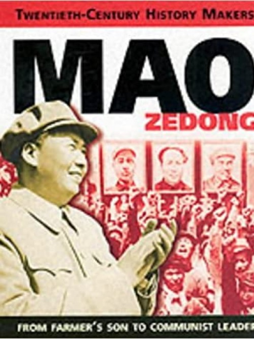 Twentieth Centuryhistory Makers: Mao Zedong Cover