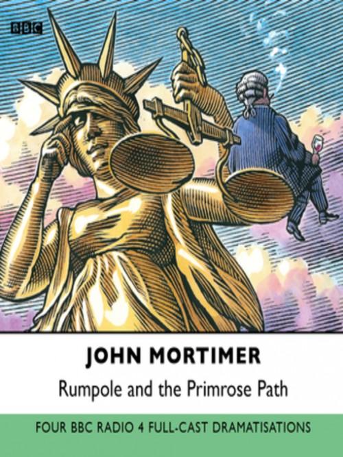 Rumpole and the Primrose Path Cover