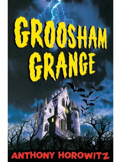 Groosham Grange Series Volume 1: Groosham Grange Cover