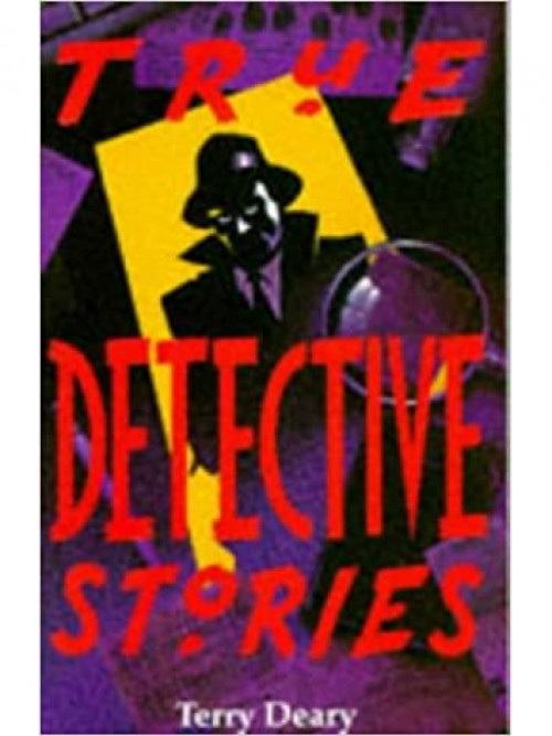 True Detective Stories Cover
