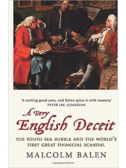 A Very English Deceit Cover