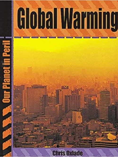 Our Planet In Peril Global Warming Cover