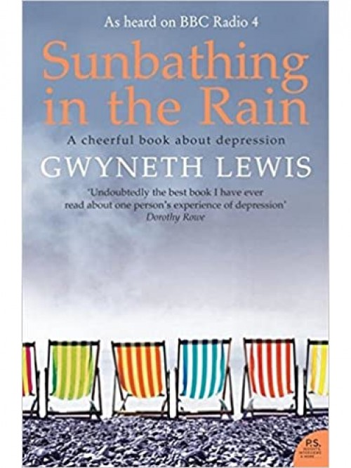Sunbathing In the Rain Cover