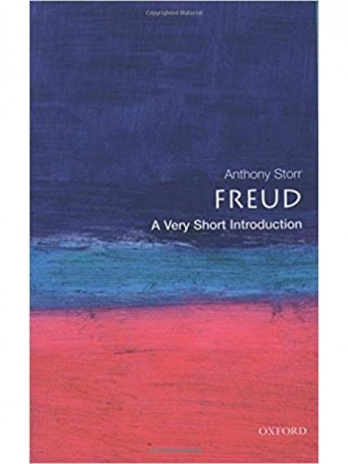 Freud: A Very Short Introduction Cover