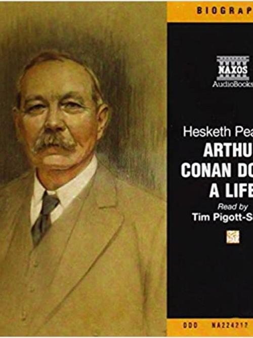 Arthur Conan Doyle: A Life Cover