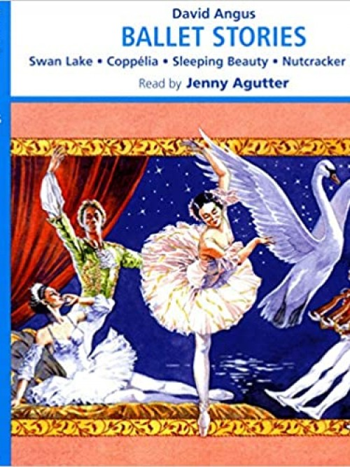 Ballet Stories Cover